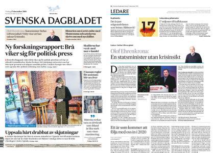Svenska Dagbladet – 17 december 2019