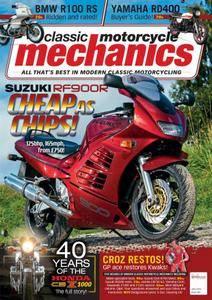 Classic Motorcycle Mechanics - June 2018