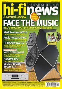 Hi-Fi News - December 2016