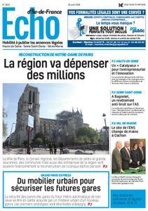 L'Écho d'île-de-France - 19 avril 2019