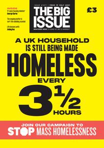 The Big Issue - July 19, 2021