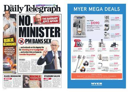 The Daily Telegraph (Sydney) – February 16, 2018