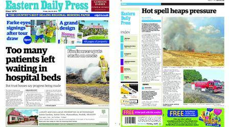 Eastern Daily Press – July 20, 2018