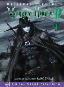 Vampire Hunter D v04 2009 Digital Lovag-Empire