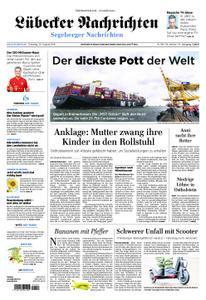 Lübecker Nachrichten Bad Segeberg - 20. August 2019