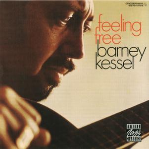 Barney Kessel - Feeling Free (1969) {Contemporary OJCCD-1043-2 rel 2000}