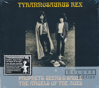 Tyrannosaurus Rex - Prophets, Seers & Sages: The Angels of the Ages (1968) [2CD, Deluxe Edition]