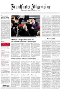 Frankfurter Allgemeine Zeitung F.A.Z. - 19. November 2018