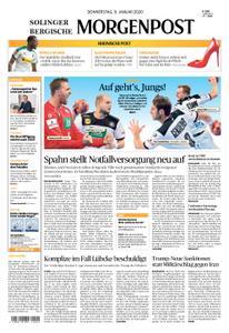 Solinger Morgenpost – 09. Januar 2020