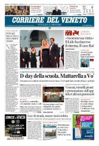 Corriere del Veneto Venezia e Mestre – 13 settembre 2020