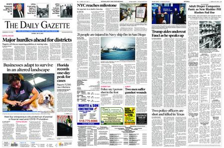 The Daily Gazette – July 13, 2020