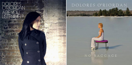Dolores O'Riordan (The Cranberries) - 'Are You Listening?' (2007) + 'No Baggage' (2009) [Re-Up]