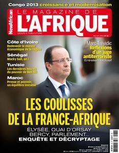 New African, le magazine de l'Afrique - Mai - Juin 2013