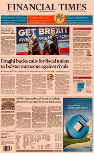Financial Times UK – 30 September 2019