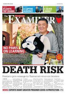 The Examiner - April 9, 2020