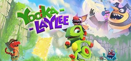 Yooka-Laylee 64-Bit Tonic (2017)