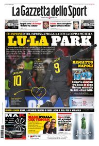 La Gazzetta dello Sport Roma – 28 novembre 2019