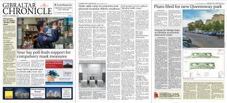 Gibraltar Chronicle – 15 September 2020