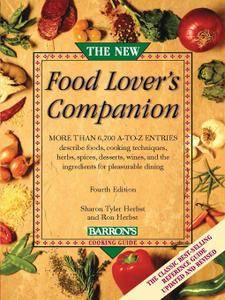 The New Food Lover's Companion, 4th edition (repost)