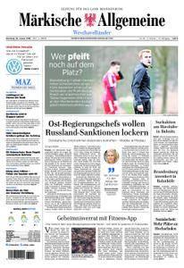 Märkische Allgemeine Westhavelländer - 30. Januar 2018