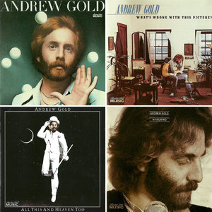 Andrew Gold - First Albums Collection 1975-1980 (4CD) Expanded Remasters 2005 [Re-Up]
