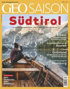 Geo Saison - April 2019