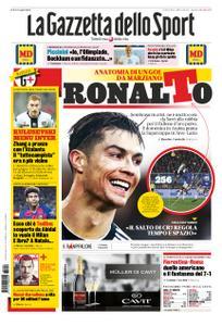 La Gazzetta dello Sport Bergamo – 20 dicembre 2019