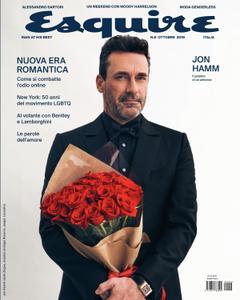 Esquire Italia – ottobre 2019