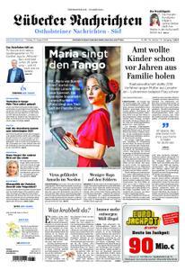 Lübecker Nachrichten Ostholstein Süd - 23. August 2019