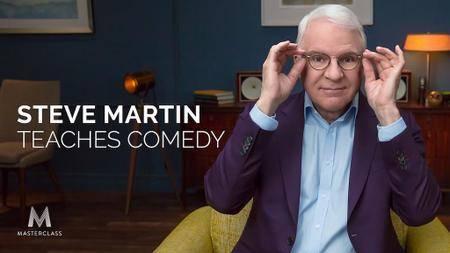 Masterclass - Steve Martin Teaches Comedy