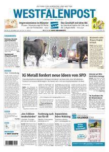 Westfalenpost Wetter - 22. Dezember 2017