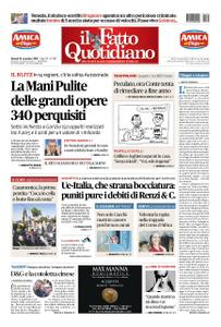 Il Fatto Quotidiano - 22 novembre 2018