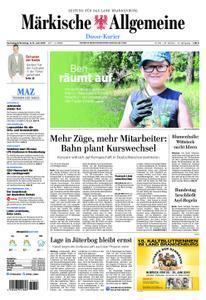 Märkische Allgemeine Dosse Kurier - 08. Juni 2019