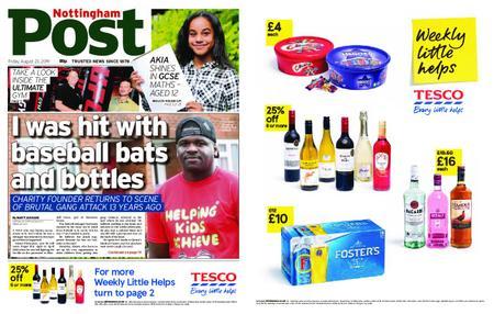 Nottingham Post – August 23, 2019