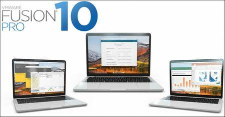 VMware Fusion Professional 10.1.0 Build 7370838 Multilingual MacOSX