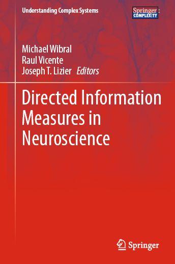 Directed Information Measures in Neuroscience (repost)