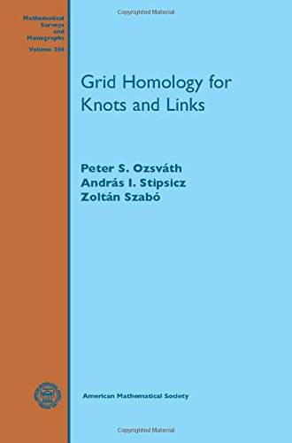 Grid Homology for Knots and Links