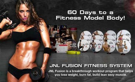 Jennifer Nicole Lee - JNL FUSION Fitness System