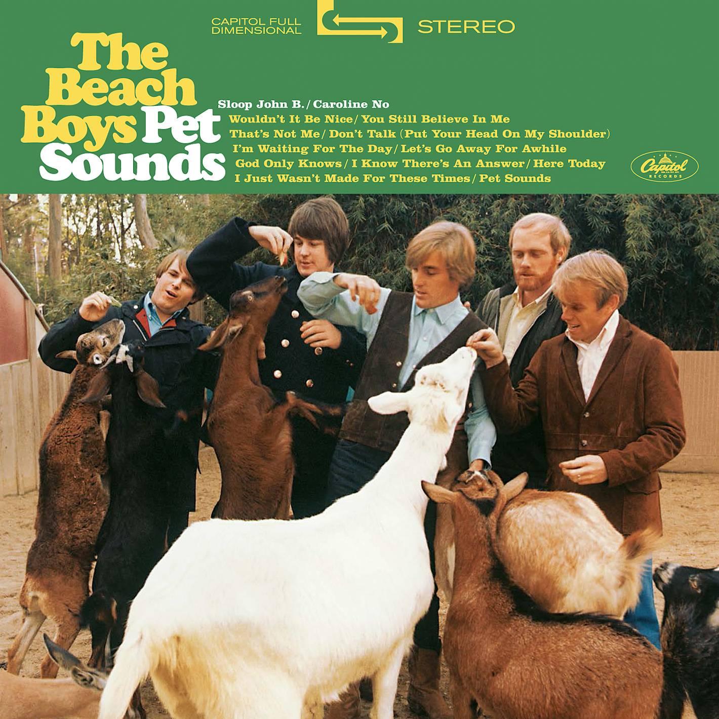 The Beach Boys - Pet Sounds (1966/2015/2017) [DSD64 + Hi-Res FLAC]