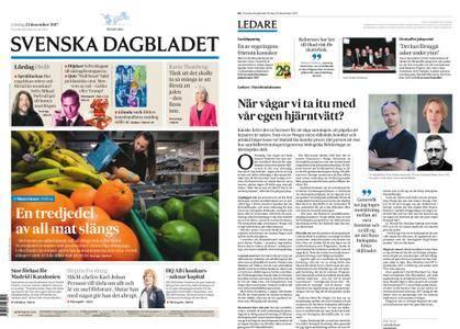 Svenska Dagbladet – 23 december 2017