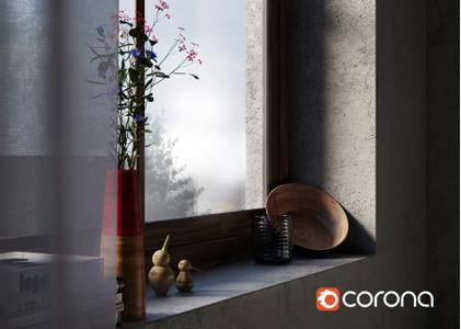 Corona Renderer 4 for 3ds Max (Hotfix 1)