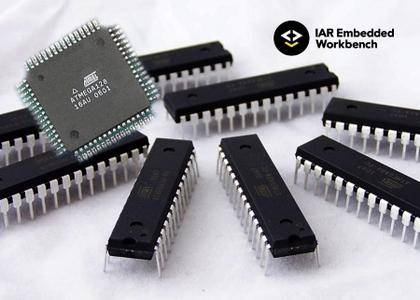 IAR Embedded Workbench for Atmel AVR version 7.10.1