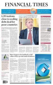 Financial Times UK - April 13, 2020