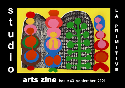 Arts Zine - September 2021