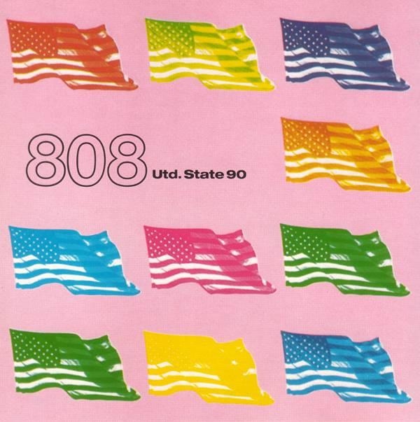 808 State - Utd. State 90 (1990)