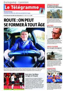 Le Télégramme Guingamp – 09 juin 2019