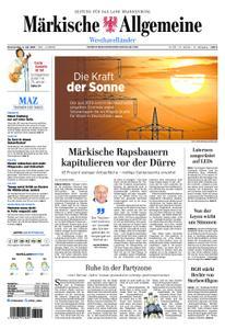 Märkische Allgemeine Westhavelländer - 04. Juli 2019