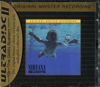 Nirvana - Nevermind (1991) [MFSL, UDCD 666] Re-up