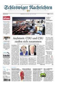 Schleswiger Nachrichten - 03. Juli 2018