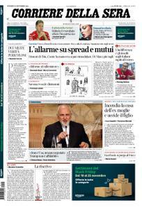 Corriere della Sera – 23 novembre 2018